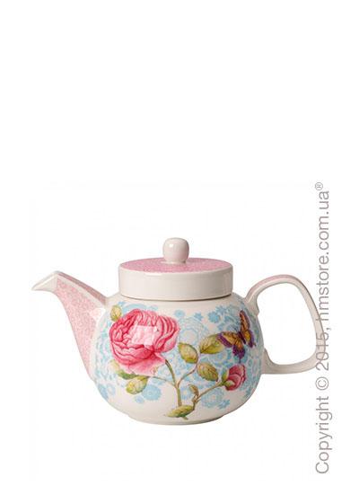 Чайник заварочный Villeroy & Boch коллекция Rose Cottage