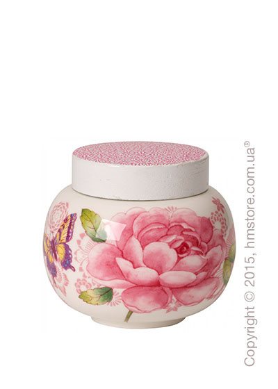 Сахарница Villeroy & Boch коллекция Rose Cottage