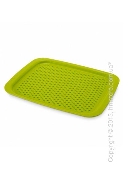 Поднос Joseph Joseph Large Grip Tray, Green
