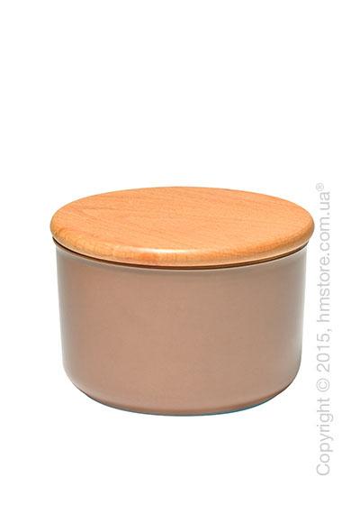 Емкость для хранения сыпучих продуктов Emile Henry Kitchen tools 0,3 л, Oak