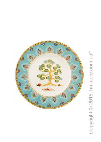 Тарелка пирожковая Villeroy & Boch коллекция Samarkand Aquamarin