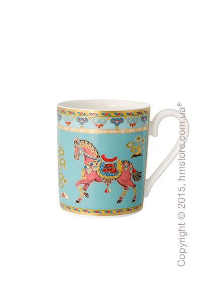 Чашка Villeroy & Boch коллекция Samarkand, Aquamarin