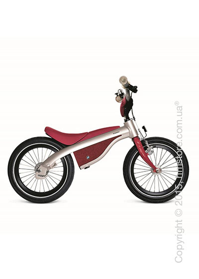 Велосипед-беговел детский BMW Kidsbike, Silver and Pink