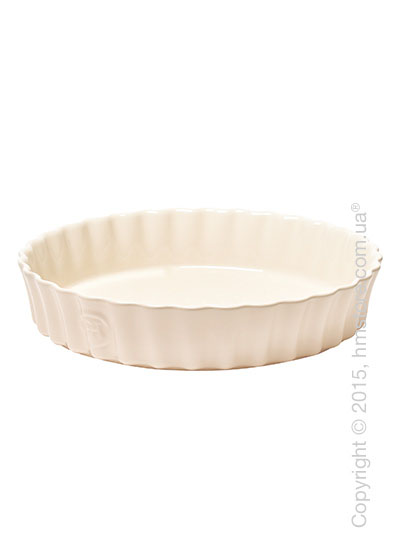 Форма для выпечки круглая 28 x 28 см Emile Henry Ovenware, Clay