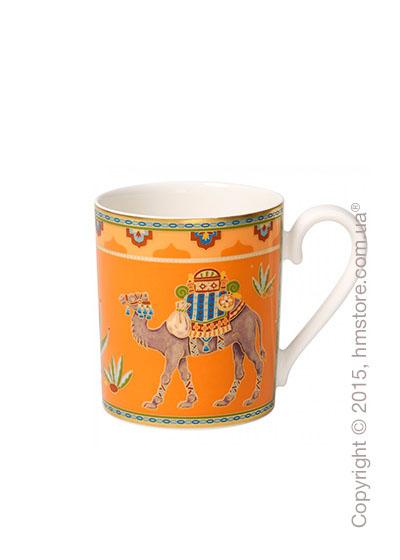 Чашка Villeroy & Boch коллекция Samarkand, Mandarin