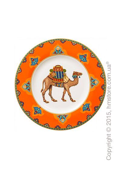 Тарелка десертная мелкая Villeroy & Boch коллекция Samarkand, Mandarin