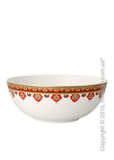 Салатница Villeroy & Boch коллекция Samarkand, Rubin