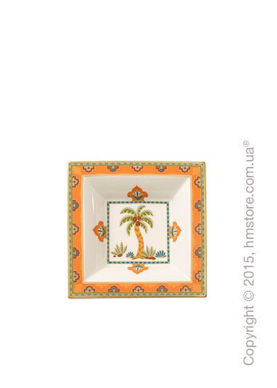 Тарелка Villeroy & Boch коллекция Samarkand, 14 см, Mandarin