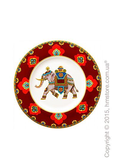 Тарелка десертная мелкая Villeroy & Boch коллекция Samarkand, Rubin