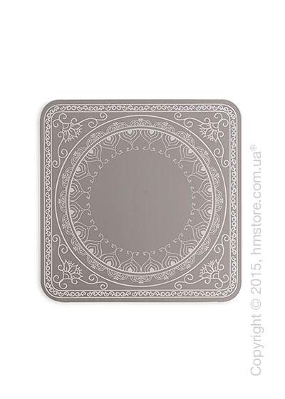 Зеркало Calligaris Damasco S, Screen print matt optic white