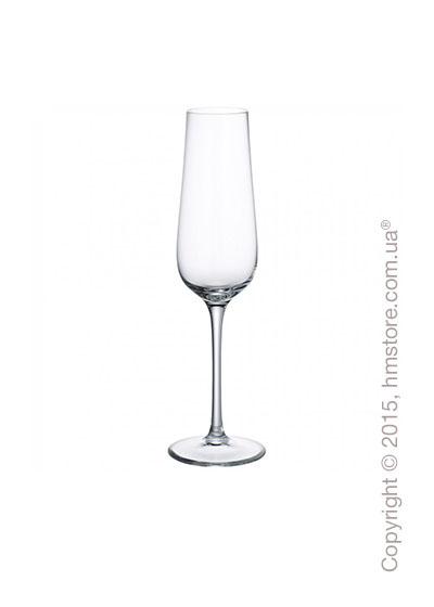 Набор бокалов для шампанского Villeroy & Boch коллекция Purismo 270 мл на 4 персоны