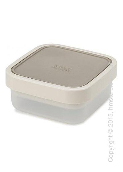 Контейнер для салата Joseph Joseph GoEat Space-saving Salad Box, Grey