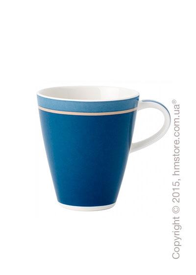 Чашка Villeroy & Boch коллекция Caffè Club Uni 200 мл, Cornflower