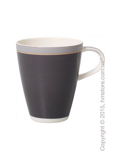 Чашка Villeroy & Boch коллекция Caffè Club Uni 350 мл, Steam