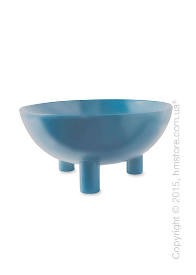 Настольная ваза Calligaris Lift, Ceramic matt air force blue