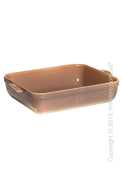 Форма для выпечки прямоугольная 35 х 25 см Emile Henry Ovenware, Oak