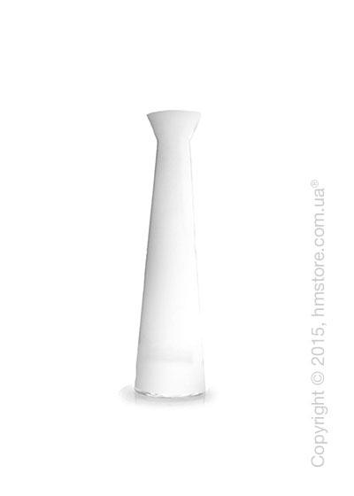 Ваза Calligaris Norha S, Glass white