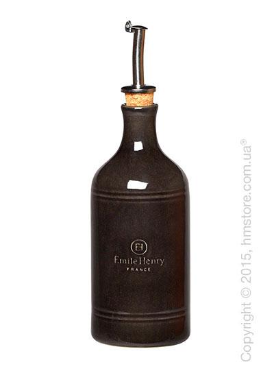 Емкость для масла и уксуса Emile Henry Kitchenware, Charcoal