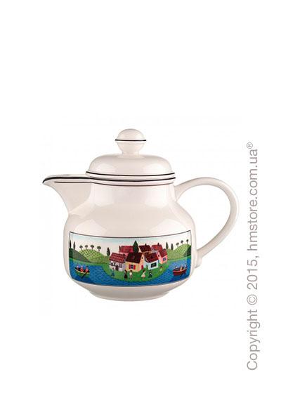 Заварочный чайник Villeroy & Boch коллекция Design Naif