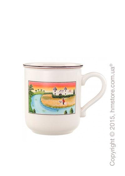 Чашка Villeroy & Boch коллекция Design Naif 300 мл, Castle