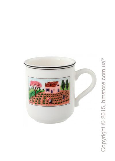 Чашка Villeroy & Boch коллекция Design Naif 300 мл, Gardener