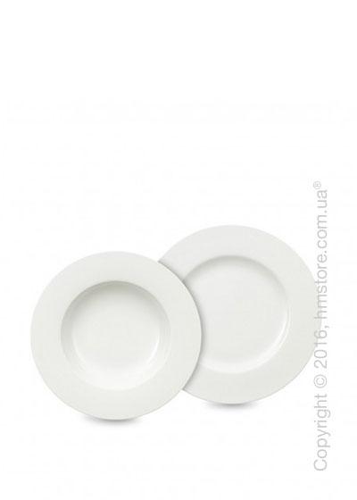 Набор тарелок Villeroy & Boch коллекция Royal на 6 персон, 12 предметов
