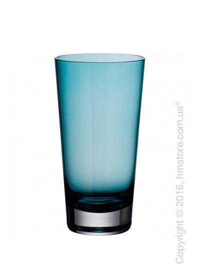 Набор стаканов Villeroy & Boch коллекция Colour Concept 420 мл на 4 персоны, Petrol