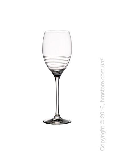 Набор бокалов для белого вина Villeroy & Boch коллекция Maxima 370 мл на 4 персоны, Spiral
