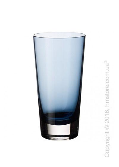 Набор стаканов Villeroy & Boch коллекция Colour Concept 420 мл на 4 персоны, Midnight Blue