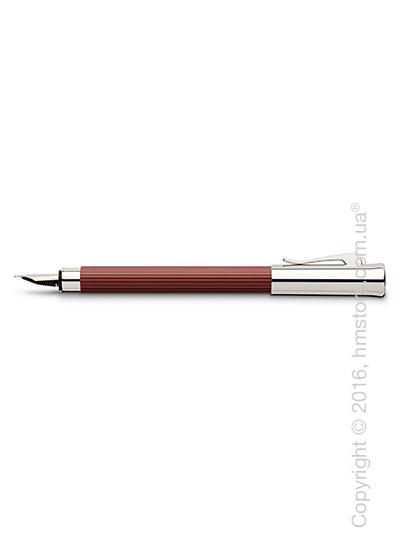 Ручка перьевая Graf von Faber-Castell серия Tamitio, коллекция Marsala, Metal