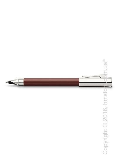 Ручка файнлайнер Graf von Faber-Castell серия Tamitio, коллекция Marsala, Metal
