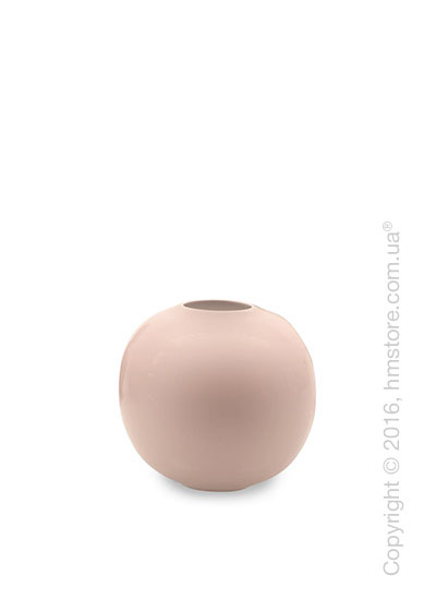 Ваза Calligaris Holly S, Ceramic matt light pink