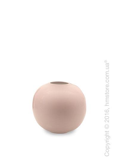 Ваза Calligaris Holly S, Ceramic matt light pink