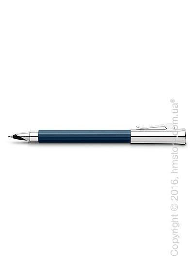Ручка файнлайнер Graf von Faber-Castell серия Tamitio, коллекция Night Blue, Metal
