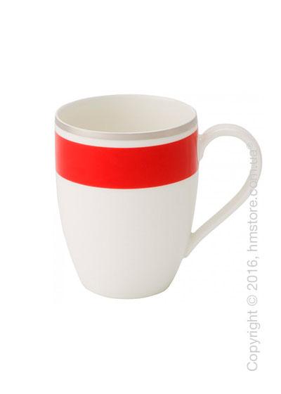 Чашка Villeroy & Boch коллекция Anmut My Color, Red Cherry