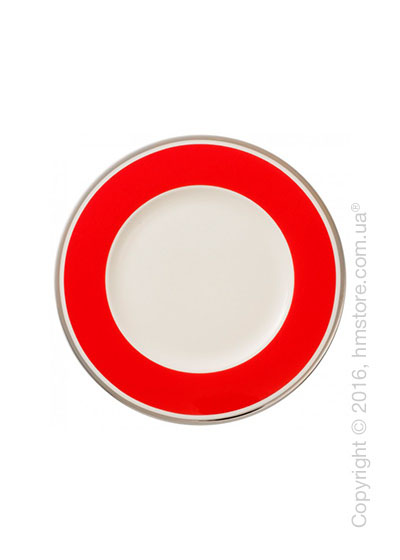Тарелка десертная мелкая Villeroy & Boch коллекция Anmut My Color, Red Cherry