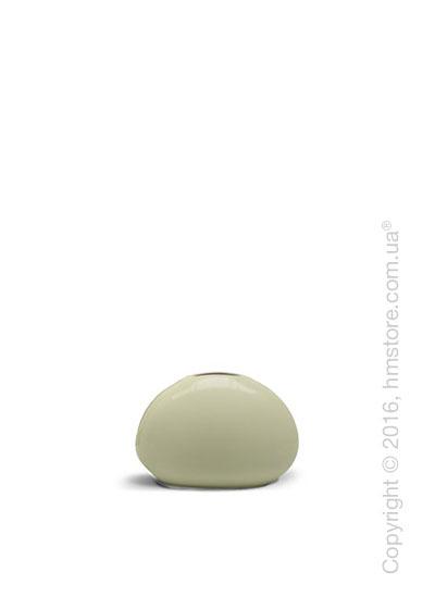 Ваза Calligaris Flavour S, Ceramic matt light green