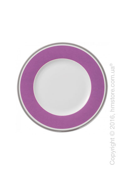 Тарелка десертная мелкая Villeroy & Boch коллекция Anmut My Color, Pink Rose