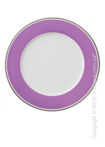 Блюдо для подачи Villeroy & Boch коллекция Anmut My Color, Pink Rose