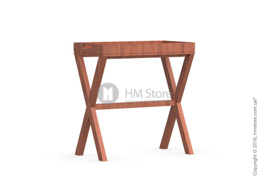 Сервировочный столик Сalligaris La Locanda, Solid wood walnut beech stained