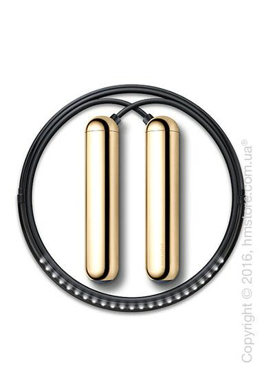Умная скакалка Tangram Smart Rope, M size, Gold