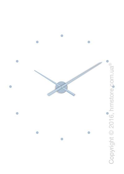 Часы настенные Nomon Oj Wall Clock, Steel Blue