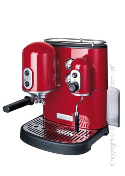 Кофемашина KitchenAid Artisan Espressomachine, Empire Red. Купить