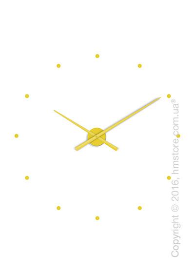 Часы настенные Nomon Oj Wall Clock, Mustard