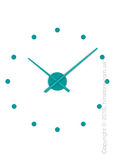 Часы настенные Nomon Oj Mini Wall Clock, Ultrasea