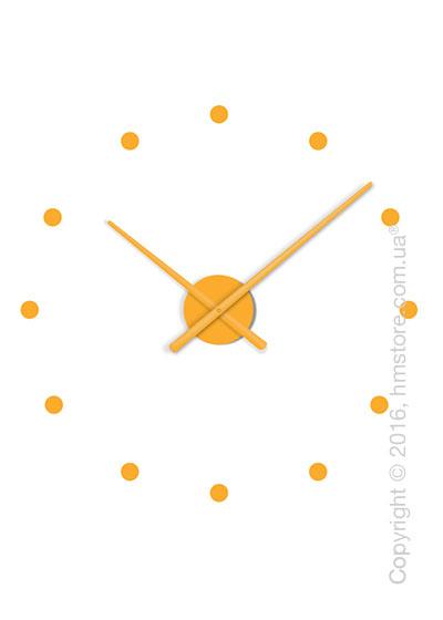 Часы настенные Nomon Oj Mini Wall Clock, Pumpkin