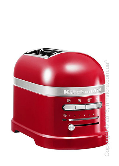 Тостер KitchenAid Artisan 2-Slice Automatic Toaster, Empire Red