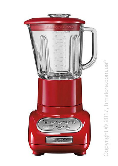 Блендер стационарный KitchenAid Artisan Blender, Empire Red