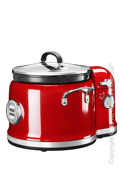 Мультиварка с мешалкой KitchenAid Multi-Cooker with Stir Tower Accessory, Empire Red