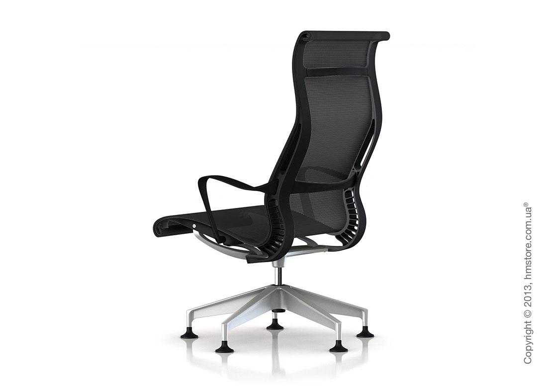 Кресло Herman Miller Setu Lounge